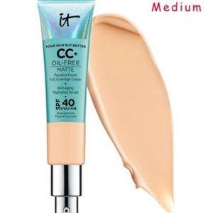 It Cosmetics Matte CC+Cream SPF 40 Full Size